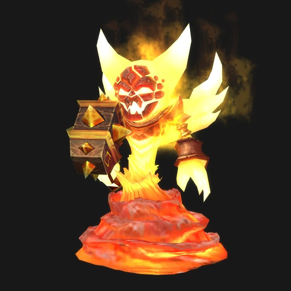 Mini Ragnaros - preview