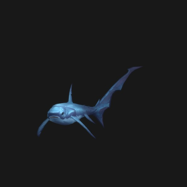 Requin gauche - preview
